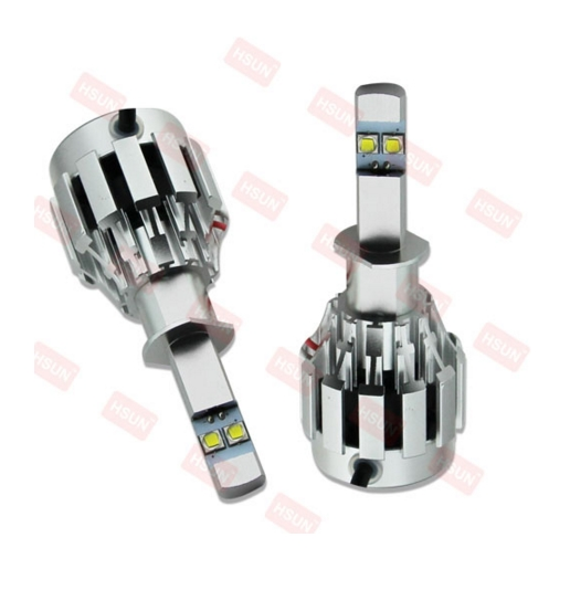 2016 new led head bulb of H1 H3 H4 H7 and h8 h10 h11 h13 for auto car led head light with H15 P13W led headlamp