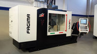 JAZZ - Milling machining centre 5 axis