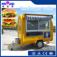 Mobile Coffee Cart, Hamburger Carts For Sale, Coffee Truck