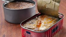 125g canned sardine in vegetable oil, Brine or Tomato Sauce offer canned tuna