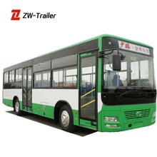 Henan Shaolin Chinese Best Brand Reasonable Price Sightseeing Shuttle City Bus