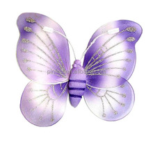 300 Pairs Butterfly Fairy Wings Dress Up Costume purple