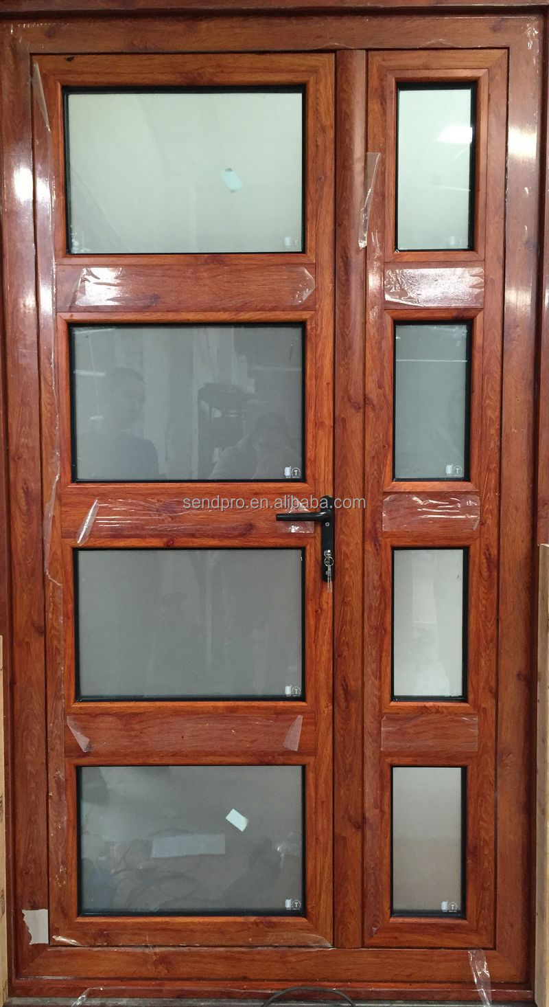 Double glazed design used french doors for sale buy used for Double doors for sale