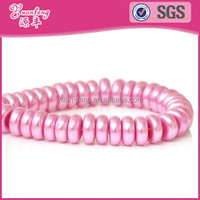 Wholesale Pink Color Abacus Glass Imitation