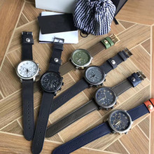 2017 China supplier custom logo tag watches men water resistant watch