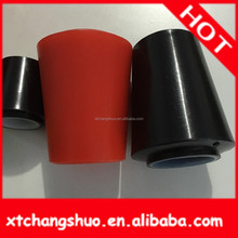 precision weld bimetal bush Customized black auto silicone rubber bushing for shock absorber