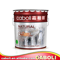 Caboli water based stone effect spray paint/stone color painting