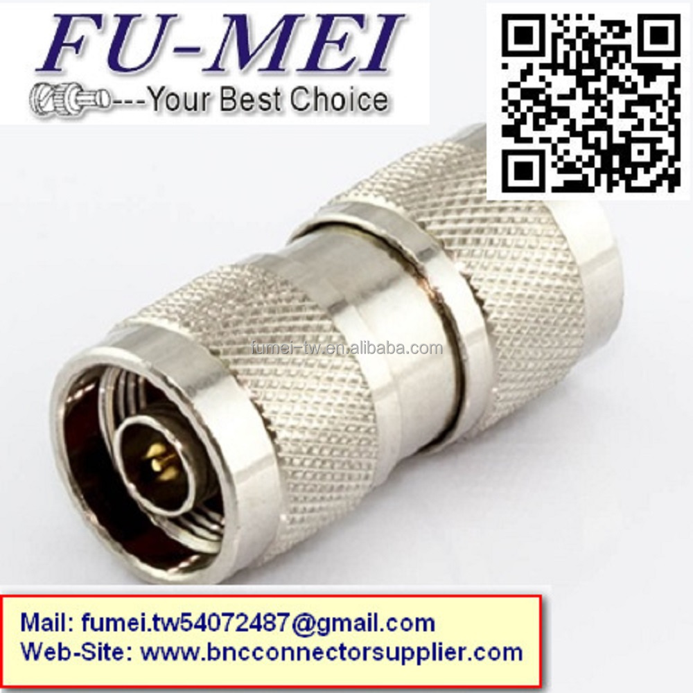 RF CONNECTOR N type Male to N Male rf Adapters