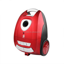 Rotary brush carpet floor vacuum cleaner