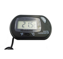 Digital LCD Aquarium Thermometer Fish Tank Water Terrarium thermometer