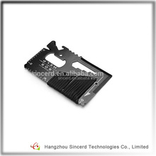 Stainless Steel 14 functions High Quality Multi Function Tool Card