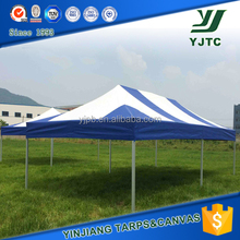 Waterproof UV resistant yinjiang heavy duty tent canvas fabric