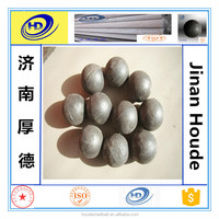 2015 Hot Sale Long Working Life and Good Material high impact value cast iron grinding media steel ball