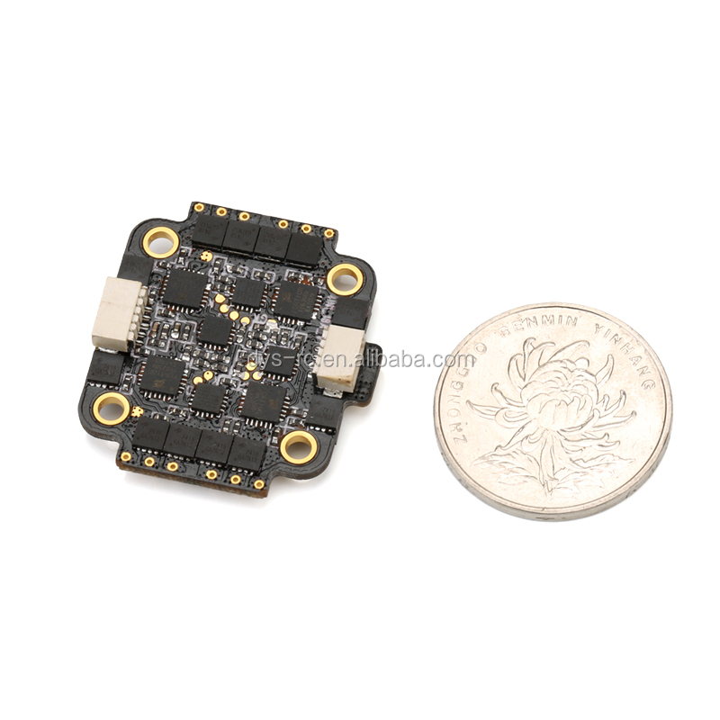 DYS Mini 4 IN 1 Blheli_S Dshot ESC F18A with BEC 5V/2A,12V/1A support 2-4S Mounting size 20*20