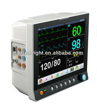 multi-parameter patient monitor/Vital sign Monitor/Apnea monitor price with multi-language