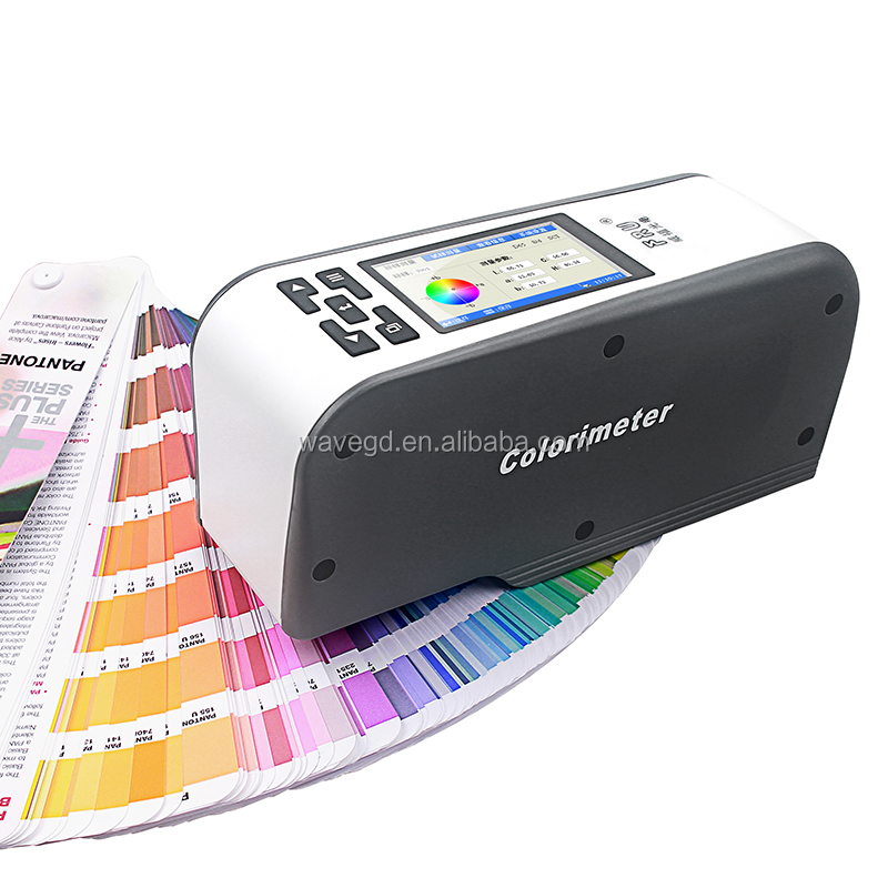 Distributor Photoelectric Chrome Meter Colorimeter Color Match WF32-16mm