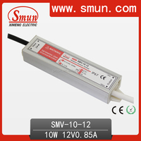 10W 12V LED Driver Water-proof Power Supply For LED Strip