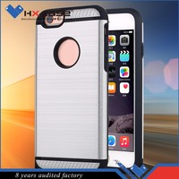 Popular style cover case for iphone 5c PC+TPU
