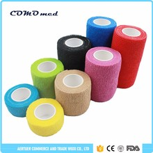Nonwoven Printed Horse Pet Care Sports Elastic Cohesive Coban Bandage