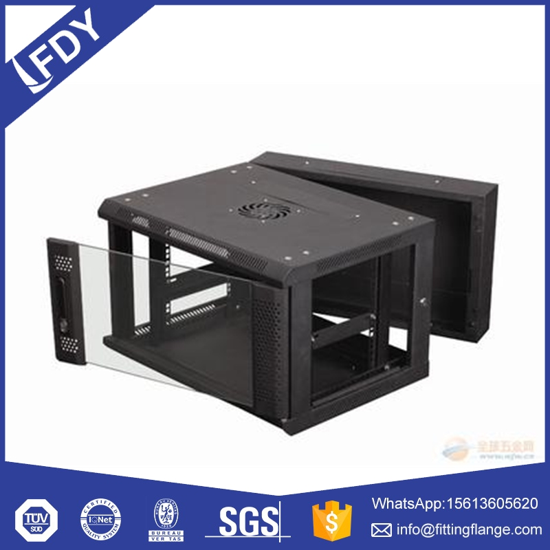 OEM Electrical Enclosure Floor Standing Waterproof Network Cabinet