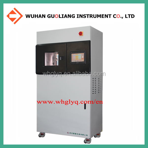 Textile Weathering Color Fastness Testing Equipment