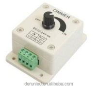 Best quality 12v 24v rotary led dimmer light switch