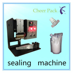 sealing machice for one way valve coffee bag