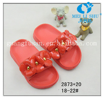 EVA Outsole indoor and outdoor use clogs kids Slippers Sandals