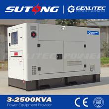 Kipor Soundproof Type 30kva Diesel Generator with YTO Engine