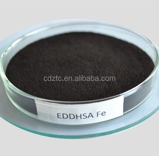 Chelate Zinc Mn Ca micronutrient fertilizer EDDHA Fe 6% Iron Fertilizer