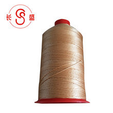 China factory bonded polyester sewing thread for fashion shoe