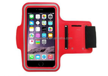 Waterproof Sport Running Arm Band Case For Samsung Galaxy S3/S4/ S5/S6/S6 Edge Gym Mobile Phone