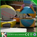round kiosk/street food kiosk /Made in China fibreglass Kiosk