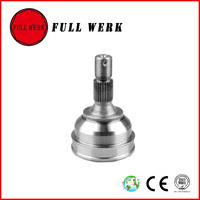 CT-012A(90T) Auto parts supplier FULL WERK 25 teeth cv joint silicon boot