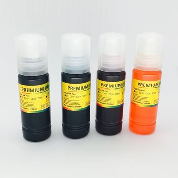 New bottle 100ml uv dye ink for Epson t664 l800