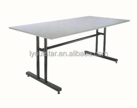 Hot Selling KD Structure Used SchoolLibrary Reading and Writing Table