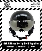 New Mould Multifunctional Ski Sport with Goggle Custom Ski Helmet