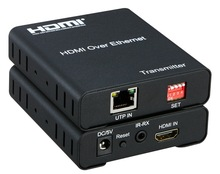 Support multipoint to multipoint HDMI Matrix Extender 120M over IP