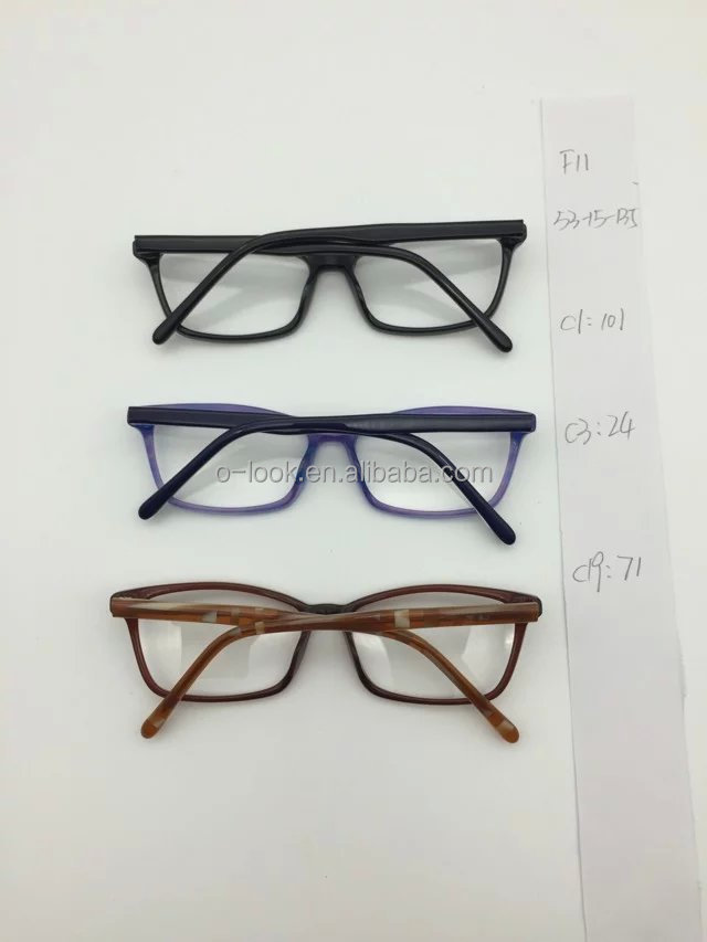 High quality Handmade Acetate Optical Eyeglasses Spectacle Frame