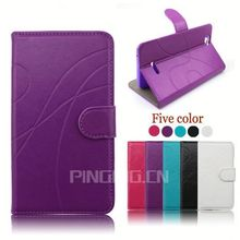 factory price wallet leather flip cover case for samsung galaxy y s5360