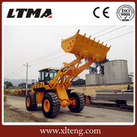 front end loader 5 ton wheel loader similar to XCMG zl50g