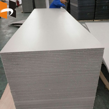 Gray hollow polypropylne plastic formwork panel for concrete