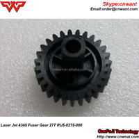 Compatible new 27T fuser gear for HP 4250 4350 4345 RU5-0275-000