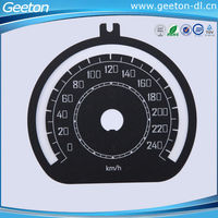 Manufacture 2D/3D Speedometer Waterproof Gauges Digital Auto Dashboard