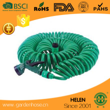 25ft 50ft 75ft 100ft coiling eva garden hose,garden new products for 2017 expandable eva garden hose