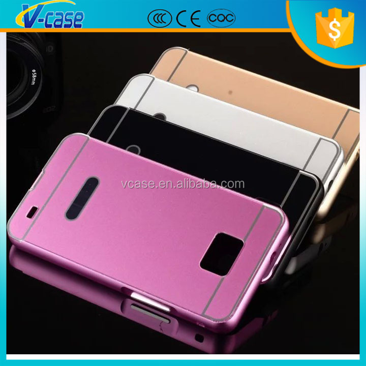 Aluminum Alloy Blade Metal Frame Bumper Case for SAMSUNG Galaxy S2 i9100
