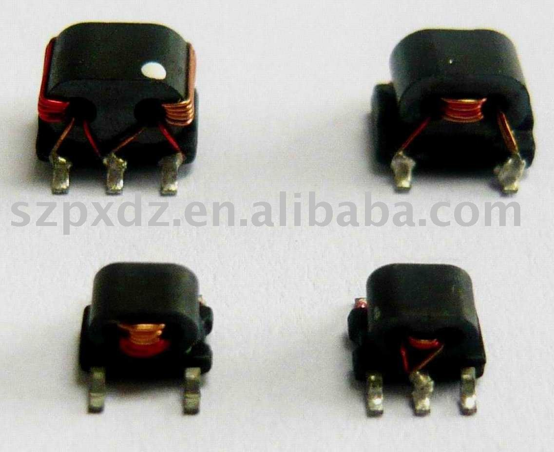 smd balun transformer / inductor coils