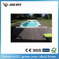 long life and weather resistant wpc outdoor decking board prices for sale