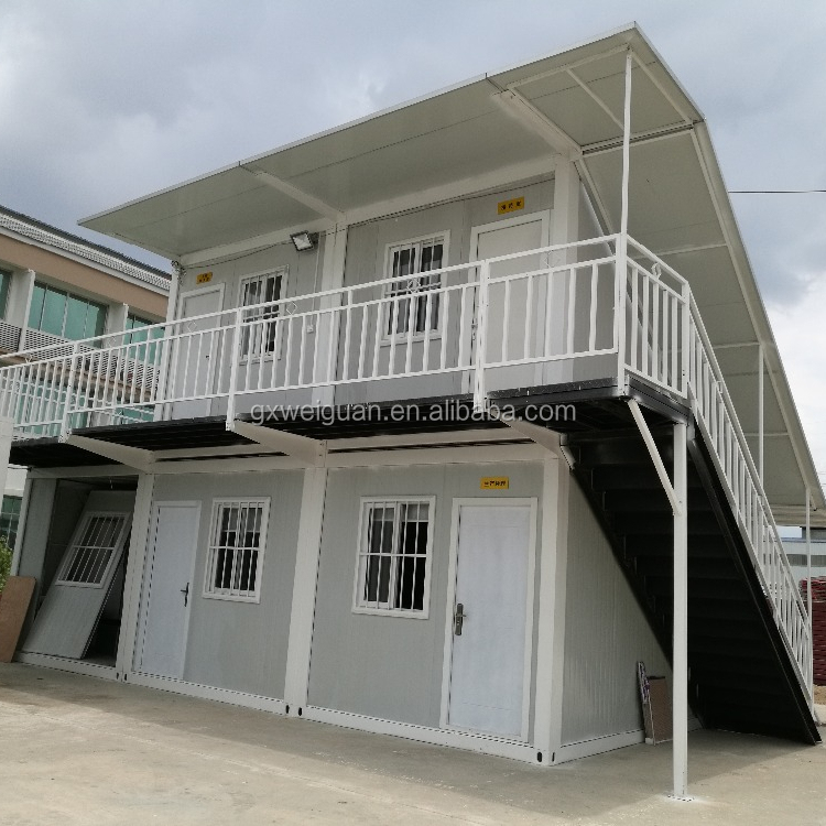 Sell Well Big Family Living Container House