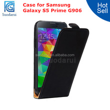 Factory Price For Samsung Galaxy S5 Prime G906 Ultra Slim Leather Case